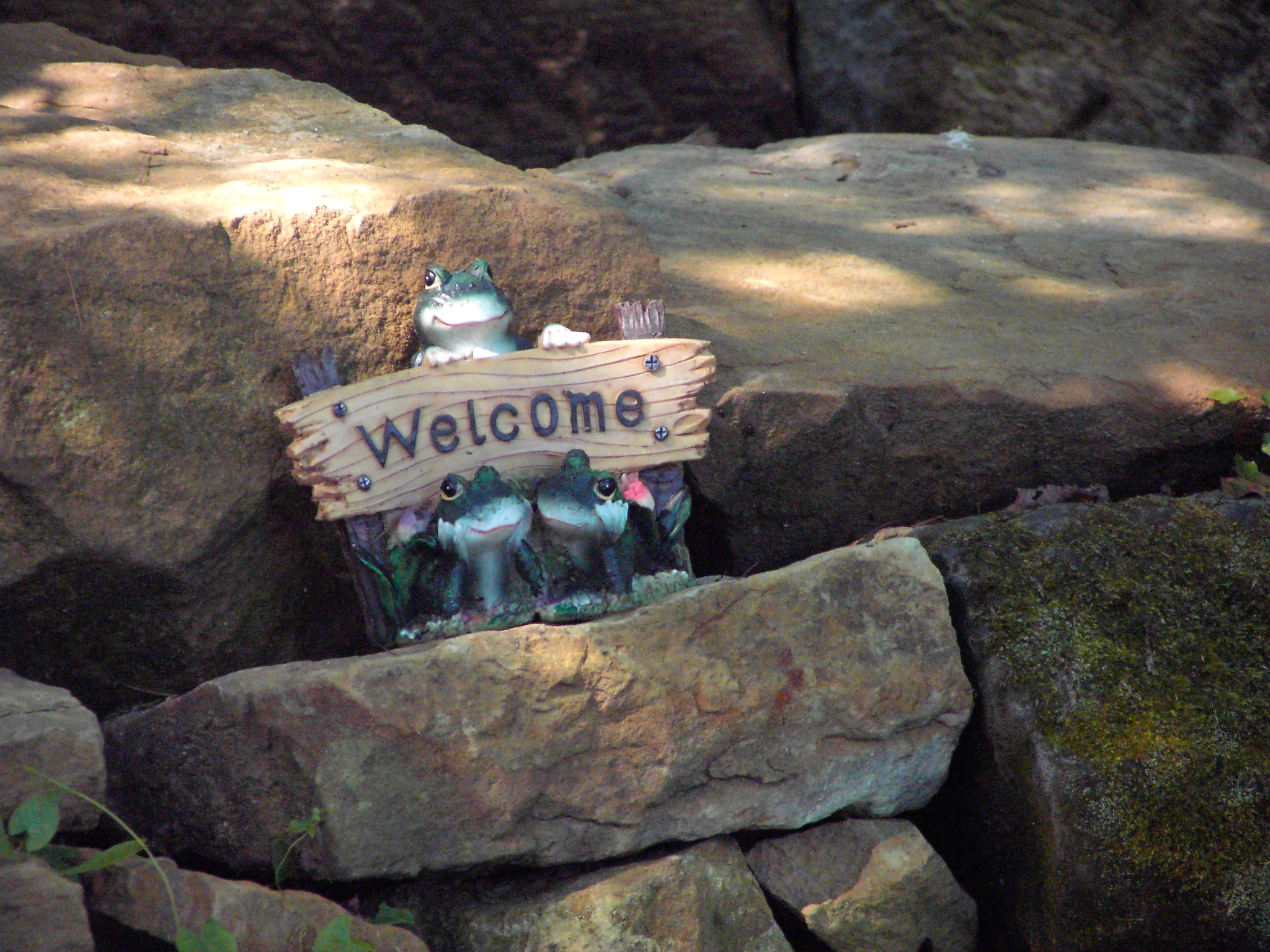 Frog_welcome_sign